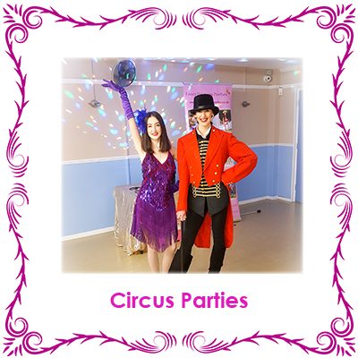Circus Party Packages